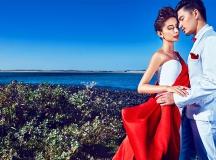 郑州自然一派婚纱摄影全球旅拍急聘化妆师